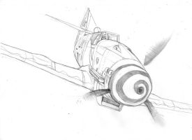 BF109K4 by Bidass