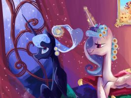 Slumber Party by My-Magic-Dream