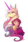 The Last Mabelcorn by probablyfakeblonde