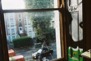 View from a Window by Damaged666