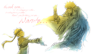 Naruto - Thank You by GKA