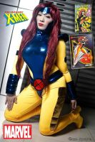 Jean Grey - Am I Worth It by chenmeicai
