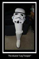 The Elusive Leg Trooper by ronime