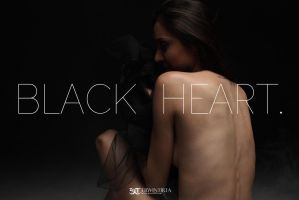 ''BLACK HEART'' - 20 by erwintirta
