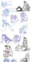 CoB - This is Certainly a Sketchdump by kupocake