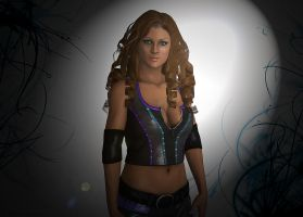 Eve Torres by AlexFly