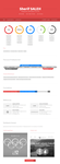Web designer cv with HTML5 canvas by sherif0666