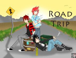 Road Trip by Fiftyshadesofkay