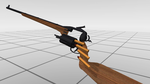 Revolver rifle for MMD WIP9 by MasterOfHelium