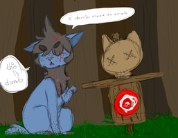 November Assignment by undead-felis-catus