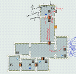 Basalt Halls Map Pages 14-15 by byona