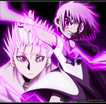 Zatch Bell: Zeno Bell and Dufort by NarutoRenegado01