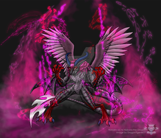 :Prize: Nobara's Demon Form by Aniseth-LightWing