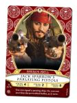 Sorcerers of the Magic Kingdom - Jack Sparrow Card by AgentSilverTalon