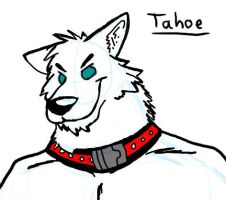 Tahoe Sketch in OC by RudiKazootie