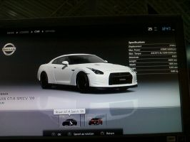 The Roster: GT-R SpecV by RacerXNFS