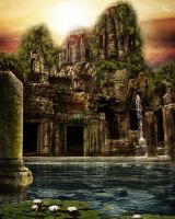 The Fountain of Youth by Josiane-Rey