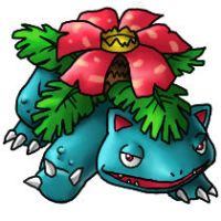 Venusaur by pokemonfactory