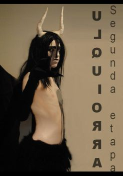 Ulquiorra segunda etapa by Team66cosplay