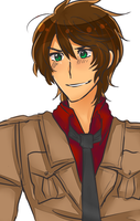 Hetalia OC: Catalunyaaaa by SPINNY-chair-HERO