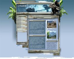 Crysis Template by karsten