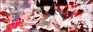 Freedom Signature by kikyouwuv