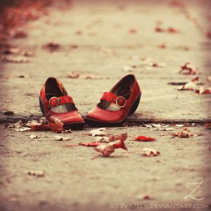 A red shoes adventure by zvaella - Ar�iviм*  S�rekli G�ncel ..