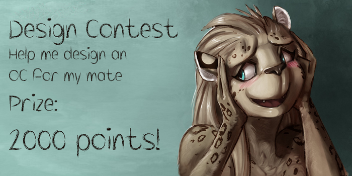 [CLOSED] Grand Design contest - 2000p prize! by HellCharm