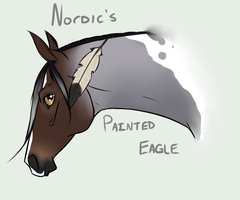 Nordic's Painted Eagle 2029 by Agent-Hill