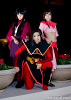 PMX13 - Fire Nation by BlizzardTerrak