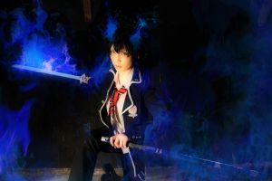 Ao no Exorcist 3 by azuooooo