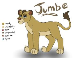 Quick Jumbe Ref by Silverfang98