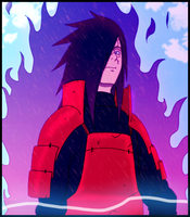 :MADARA: by KurosakiAlex