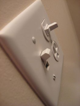 Light Switch 2 by sonira-stock