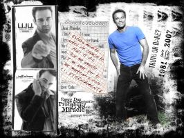 Julian McMahon by Guby