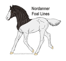 9714 Mahvir - foal design by WhiteWoodWardens