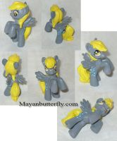 Another BB FiM Custom Derpy Hooves My Little Pony by mayanbutterfly