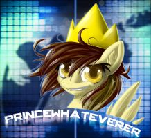 Princewhateverer (with speedpaint) by KnifeH