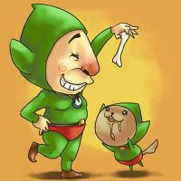 Freshly Picked Tingle's by Mahiruno