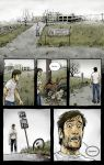 Walking Dead page by doom-bees