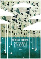 Redo Modest Mouse Poster by Crumies