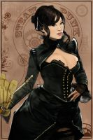 Study III - Steampunk by Ancientdrake