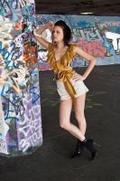 Punk'd Fashion stock 7 by Random-Acts-Stock