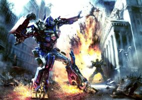 Transformers PM2 by Sidebomb