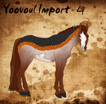 Yoovoul Import 4 by TuttibirdArts