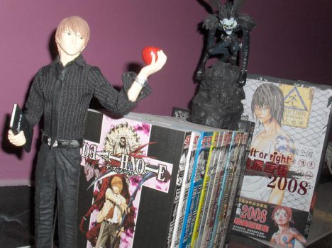 Death Note Collection by Kiwy
