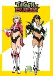 Tiger and Bunny: GenderBender by Aduah