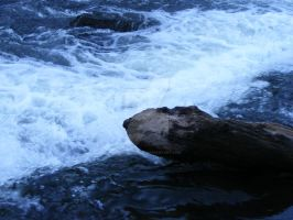 Rushing Water 03 by Gracies-Stock