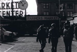Seattle market by LeeannXLove
