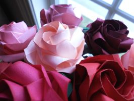 The Classic Lovers' Dozen - 12 Assorted Roses 1 by Fail-to-Pale